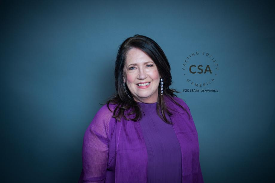 Ann Dowd - presenter - Michael Mason photography