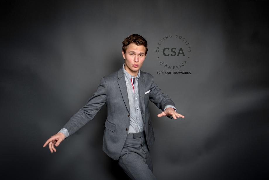 Ansel Elgort - Presenter - Michael Mason photography