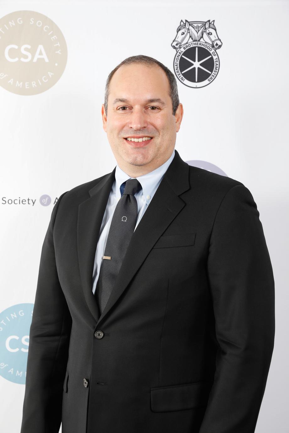 CSA President Matthew Lessall