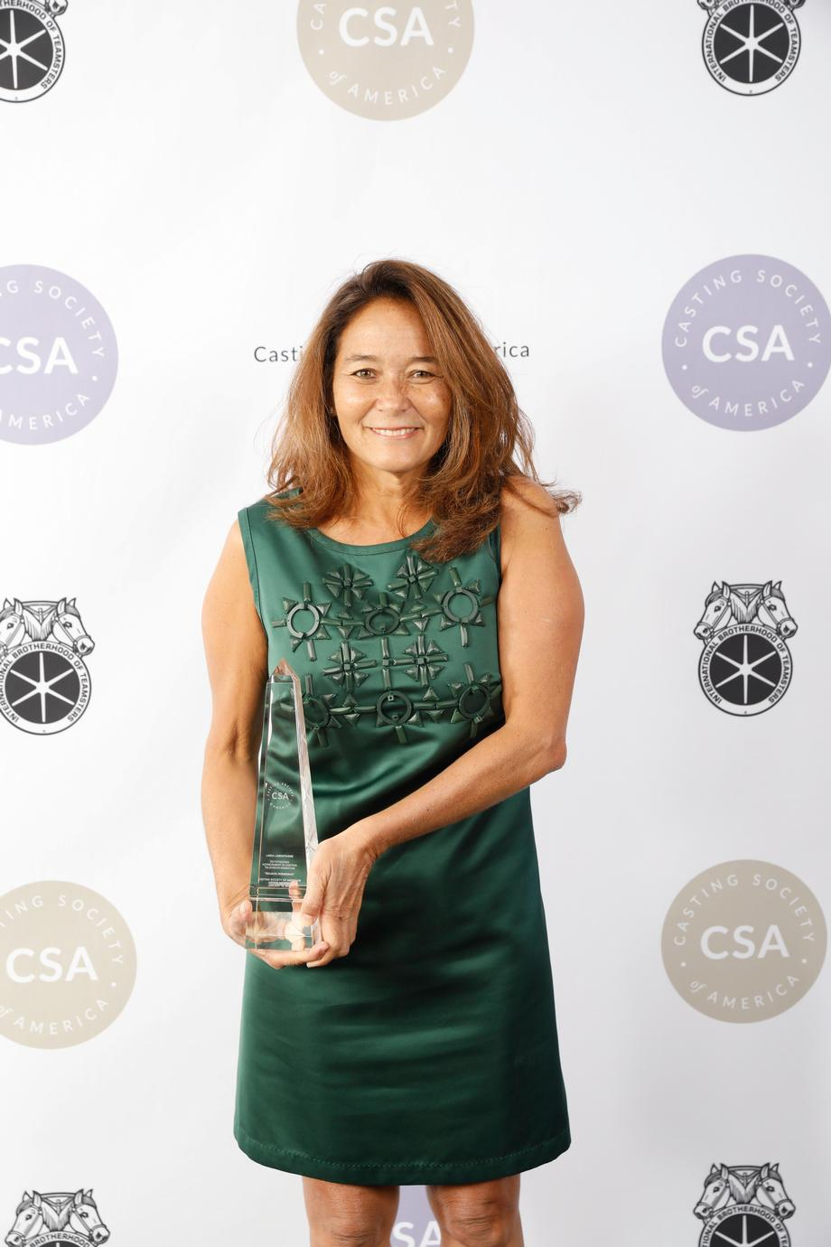 Winner Linda LaMontagne