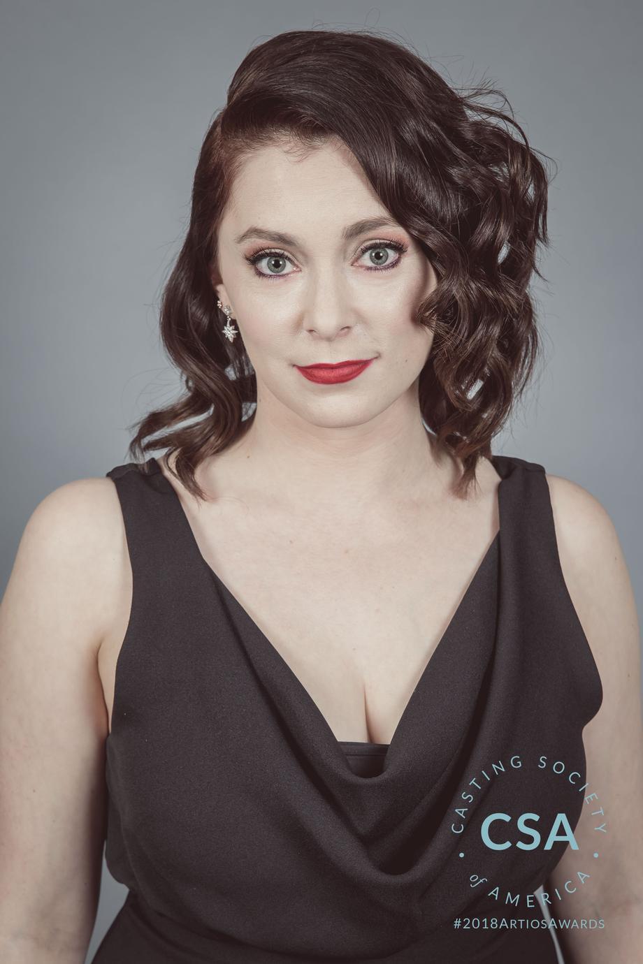 Presenter Rachel Bloom: photo credit: Lisa Kelly Remerowski