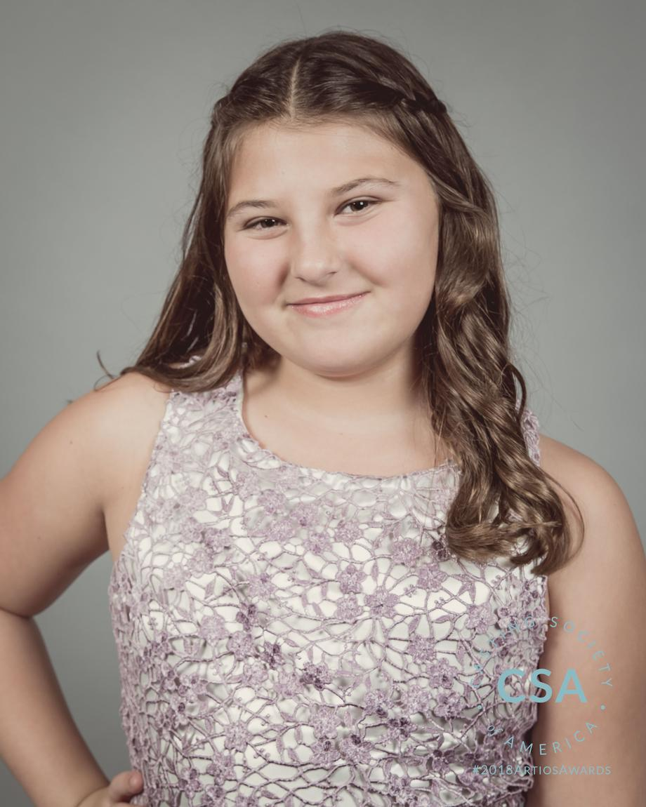 Presenter Mackenzie Hancsiscak - photo credit: Lisa Kelly Remerowski