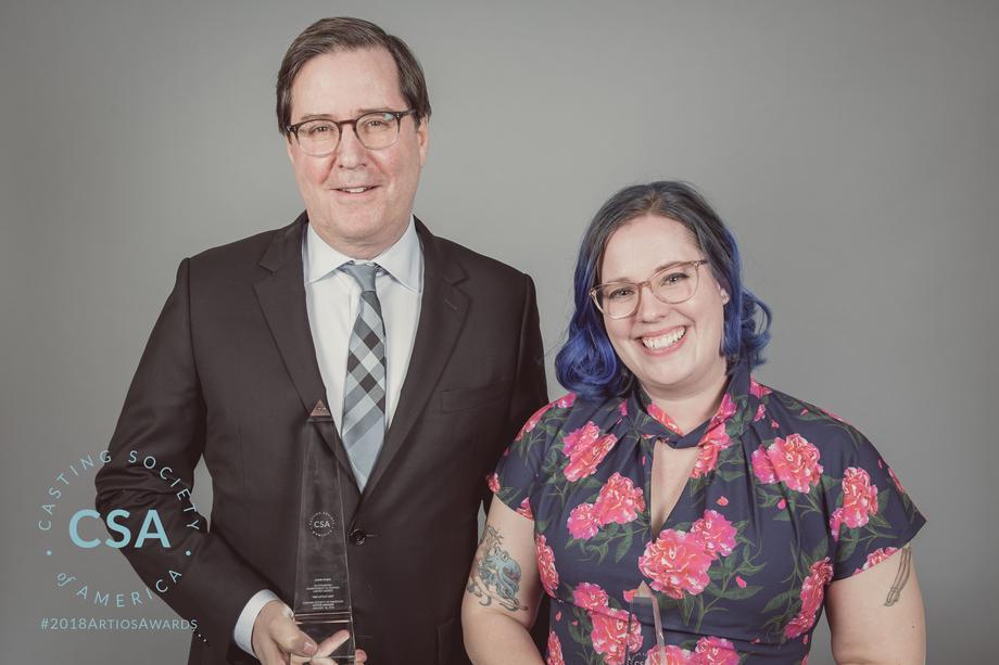 Winners David Rubin and  photo credit: Lisa Kelly Remerowski