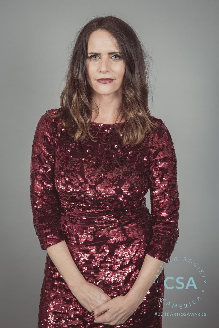 Presenter Amy Landecker - photo credit: Lisa Kelly Remerowski