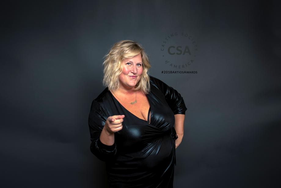 Bridget Everett - NY Host - Michael Mason photography
