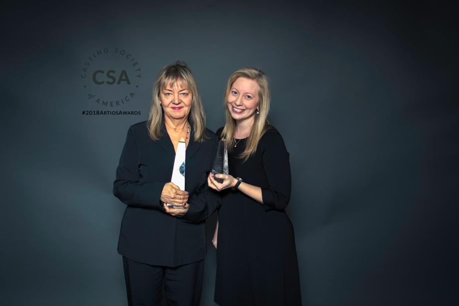 Ellen Chenoweith and Susanne Scheel (associate) Winners - Michael Mason photography