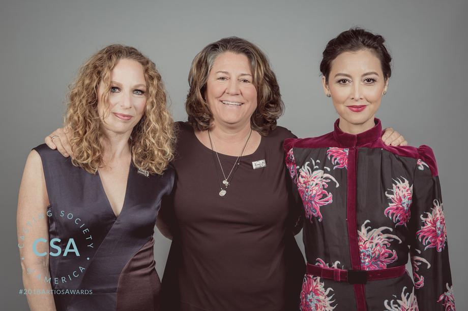 Sarah Finn, Lora Kennedy, Carmen Cuba - photo credit: Lisa Kelly Remerowski