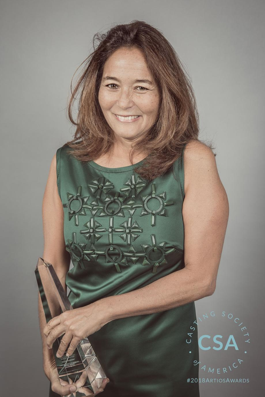 Winner Linda LaMontagne - photo credit: Lisa Kelly Remerowski