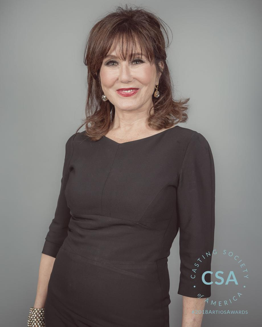 Presenter Mary McDonnell - photo credit: Lisa Kelly Remerowski