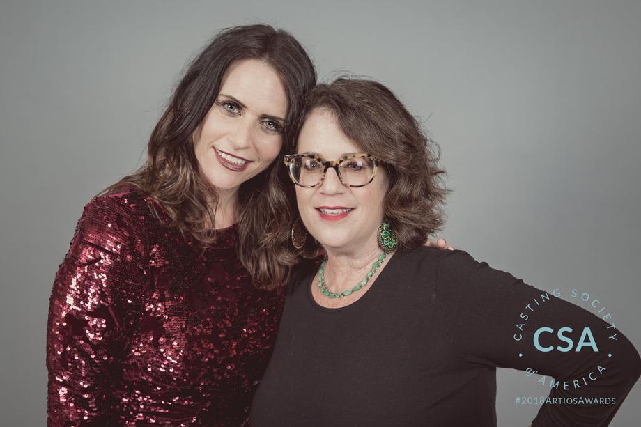 Amy Landecker and Marci Liroff - photo credit: Lisa Kelly Remerowski